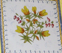 A History Of Ceramic Tiles The Wise Collector